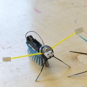 Zelf een simpele robot maken